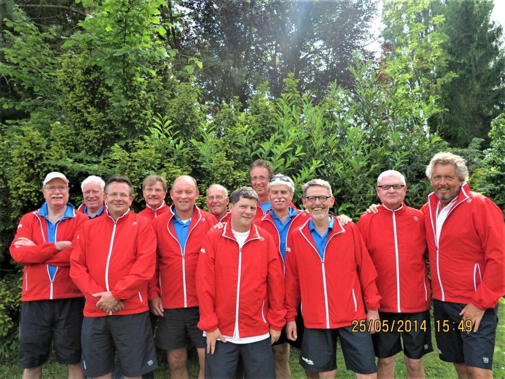 Seniorenspieler des TC Union
